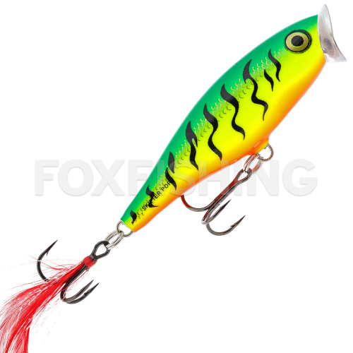 Воблер Rapala Skitter Pop SP05-FT фото №1