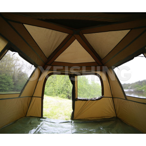 Палатка CARP PRO MAXI SHELTER CPB0218 Шатёр карповый 2+ фото №4