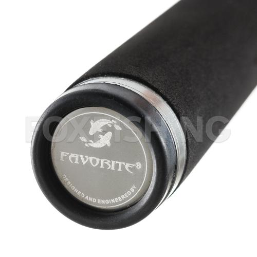 Удилище кастинговое FAVORITE EXCLUSIVE Twitch Special EXSTC-602M фото №4