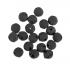 Бусины NAUTILUS art. Rubber Beads 5mm фото №1