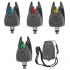 Электронный сигнализатор Prologic Unit Bite Alarm Set 4+1  фото №1