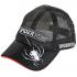 Бейсболка SPIDERWIRE CAP AIRTECH  черная фото №1