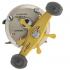 Катушка мультипликаторная Shimano Cardiff 400A (RH) фото №3