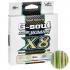 Плетеный шнур YGK G-SOUL SUPER JIGMAN X8 200м. 1.5PE MULTICOLOR фото №1