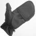 Варежки ALASKAN COLVILLE размер L Black фото №3